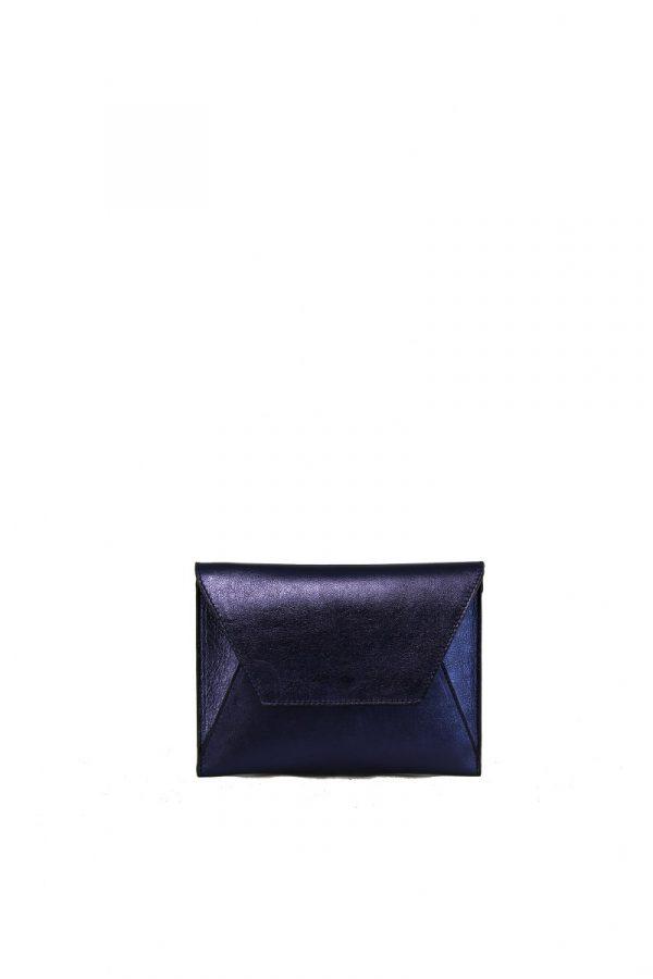Dana metal azul