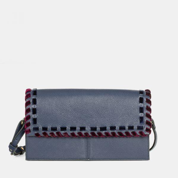 Bolso azul blover nueva colección invierno