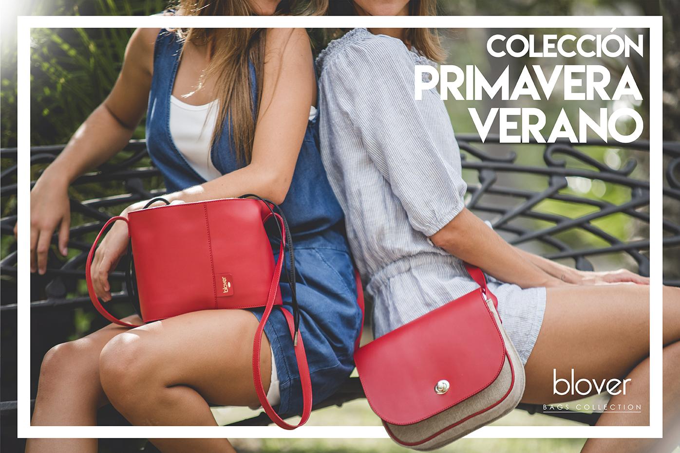 Colección de bolsos Primavera Verano 2017