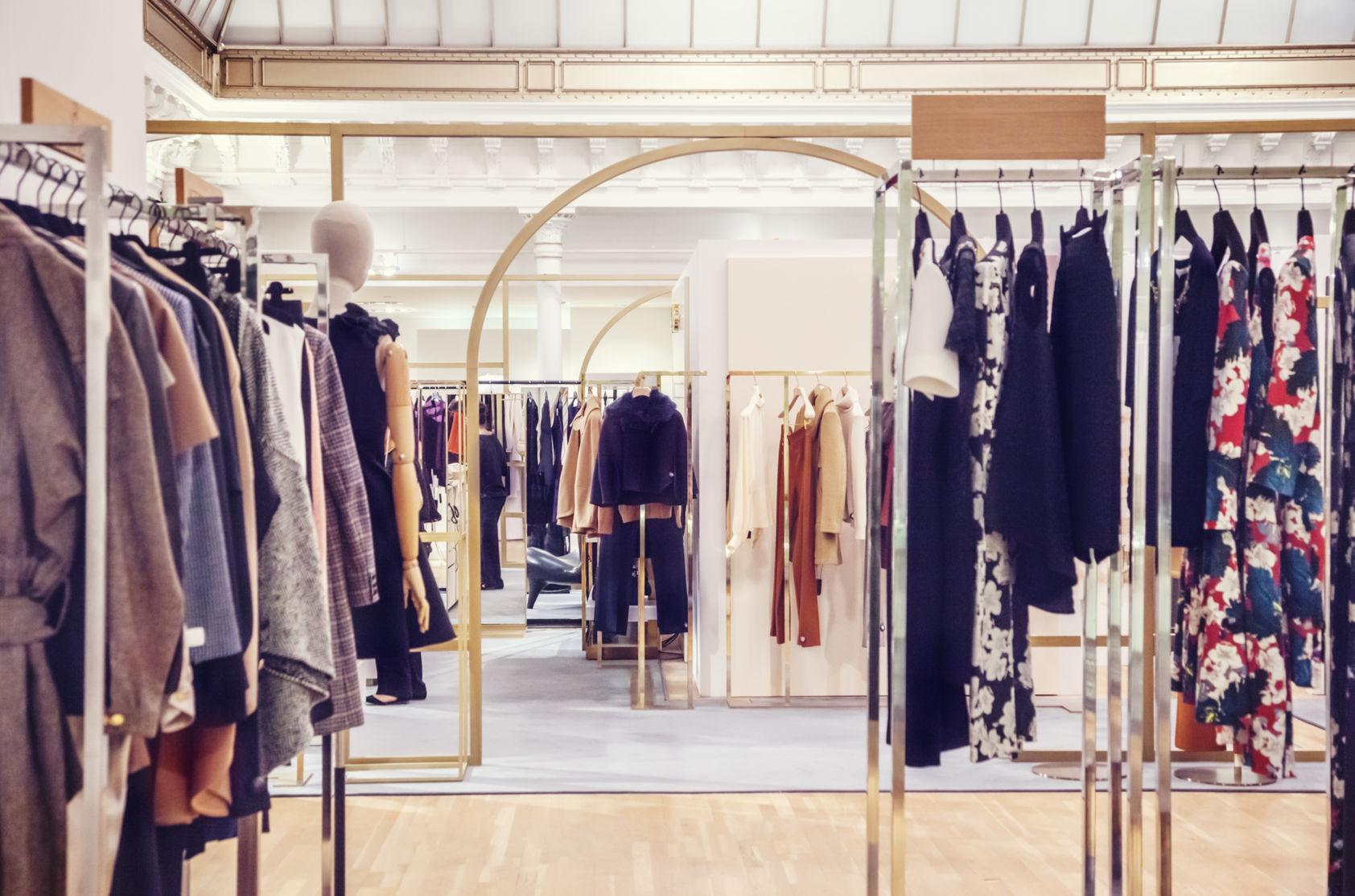 tienda de bolsos y moda de mujer