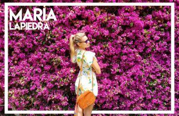 María Lapiedra y bloverbags