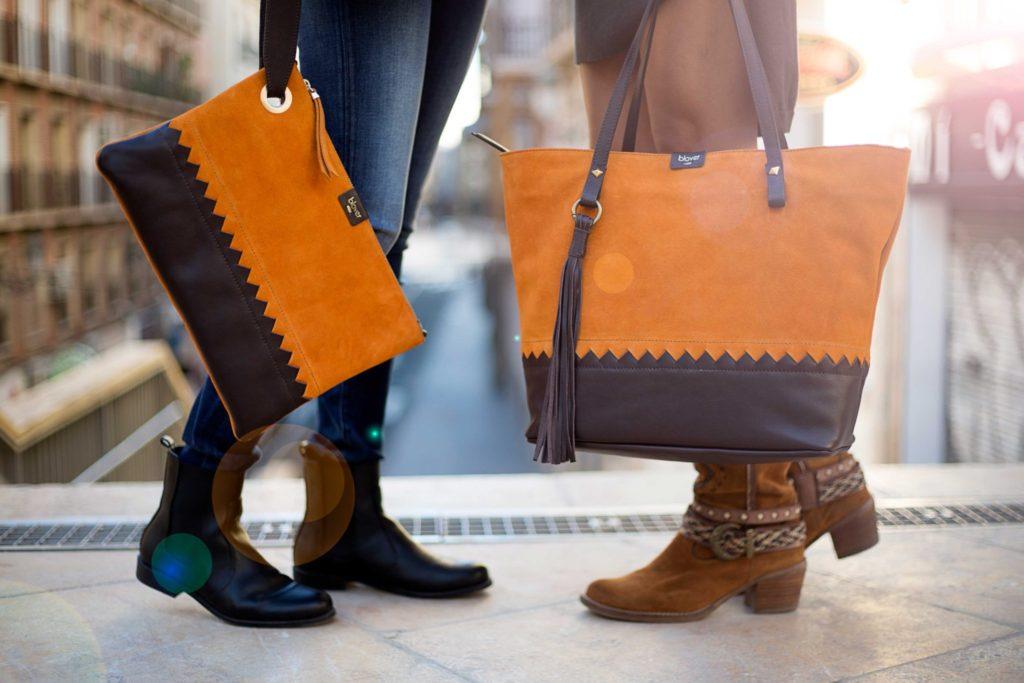 Descubre la nueva colección de bolsos blover